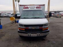 2009 CHEVROLET EXPRESS Ambulanc