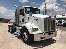 2006 KENWORTH T800 Cab chassis