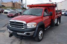 2008 STERLING BULLET Dump truck