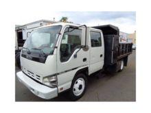 2006 ISUZU NQR Dump truck