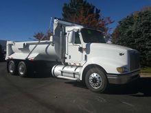 2006 International 9400 Dump tr
