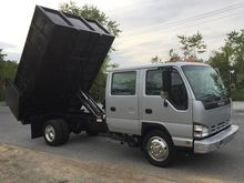 2007 ISUZU NQR Dump truck