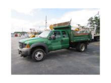 2005 FORD F550 Dump truck