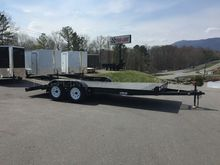 Open Car Hauler EQUIPMENT CAR H