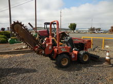 2006 Ditch Witch RT40 Trencher
