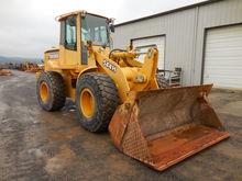 2000 John Deere 544H Wheel Load