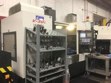 2013 Leadwell V-50i CNC VERTICA