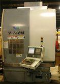 DOOSAN V740M VERTICAL CNC LATHE