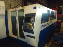 TRUMPF L3050 CNC LASER #T1026