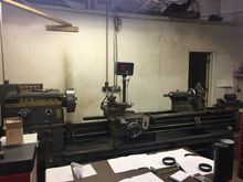 "H.E.S. 24"" X 96"" ENGINE LATHE"