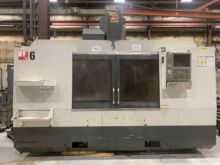 1996 Haas VF-6 CNC VERTICAL MAC