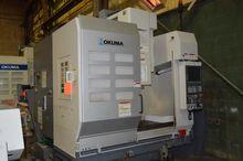 2007 Okuma MC-V3016 CNC VERTICA