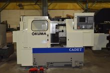 1996 Okuma LNC-8 CNC LATHE