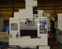 1996 Mori Seiki SV50 CNC, W/4TH