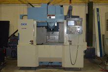 2000 OKK VM5 II CNC VERTICAL MA