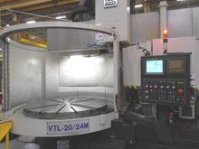 VIPER 20-24M CNC VERTICAL BORIN