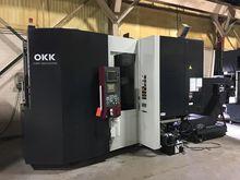 2005 OKK HP 500S CNC HORIZONTAL