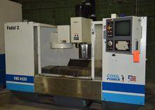 2000 Fadal VMC 4020HT CNC VERTI