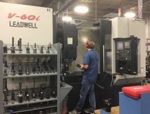 2013 LEADWELL V-60i CNC VERTICA