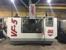 1998 HAAS VF-5/50 CNC VERTICAL