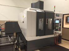 Used YCM NSV102A CNC