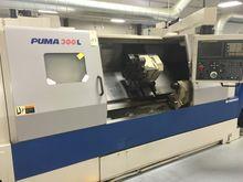 2000 Daewoo Puma 300LC CNC LATH