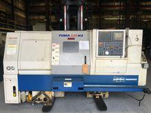 2005 Doosan PUMA 240-MSB CNC LA