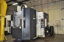 2007 OKK HM-600 CNC HORIZONTAL