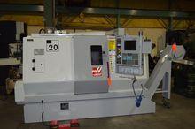 2004 HAAS SL20T CNC LATHE #3566