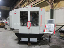 2000 Hermle C 1200 U 5 AXIS CNC