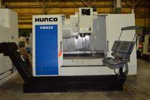 2009 Hurco VMX-50 CNC VERTICAL