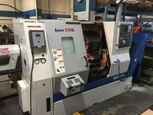 2006 Doosan LYNX 220LC CNC LATH
