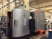 2011 Mazak HCN 4000 CNC HORIZON