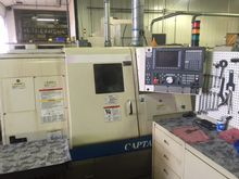 OKUMA CAPTAIN L370M CNC LATHE W