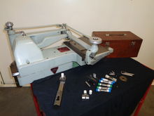DiaForm profiling machine incl