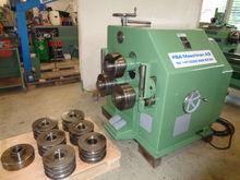 Wittwer 3-roll bending machine