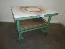 Welding table with isoplatte, m