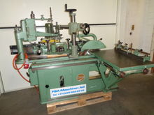 OLMA wood circular saw, moulder