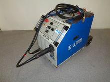 D + L inert gas welding system