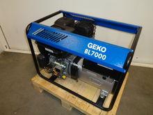BL7000 ED-S-SHBA GEKO power gen