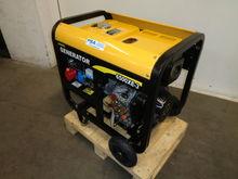 FSA 6500 XE-3 Diesel generator