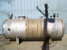 Used ALLOY FAB TANK