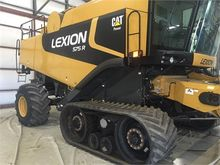 Used 2010 LEXION 575