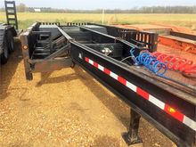 2002 B & B Sprayer trailer