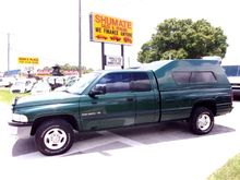 Used 2001 Dodge Ram