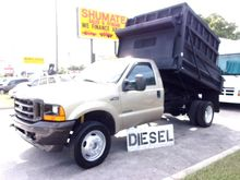 Used 2001 Ford F-550