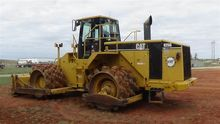 2004 Caterpillar 825G II Soil C