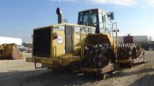 2004 Caterpillar 825G II Soil C