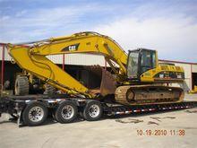 2003 Caterpillar 330CL Excavato