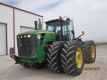 2009 Deere 9530 Agricultural Tr